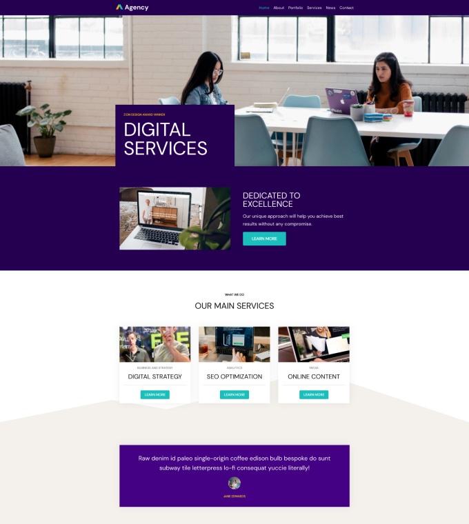 neve digital agency big